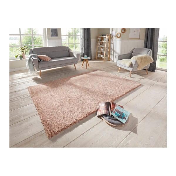 Růžový koberec Elle Decor Passion Orly, 160 x 230 cm