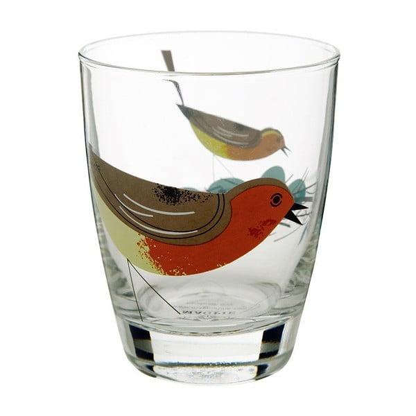 Sklenice Birdy Robin, 365 ml