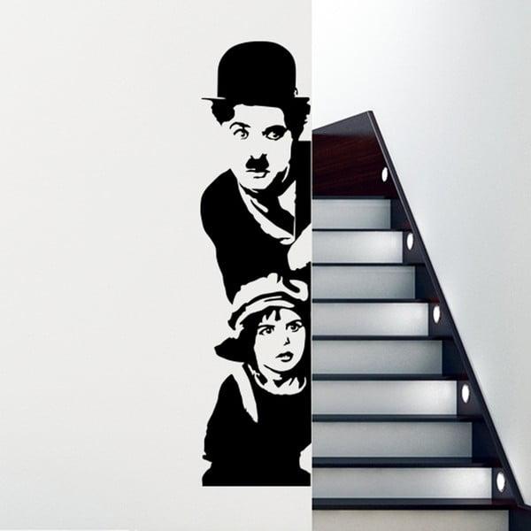 Samolepka Ambiance Charlie Chaplin