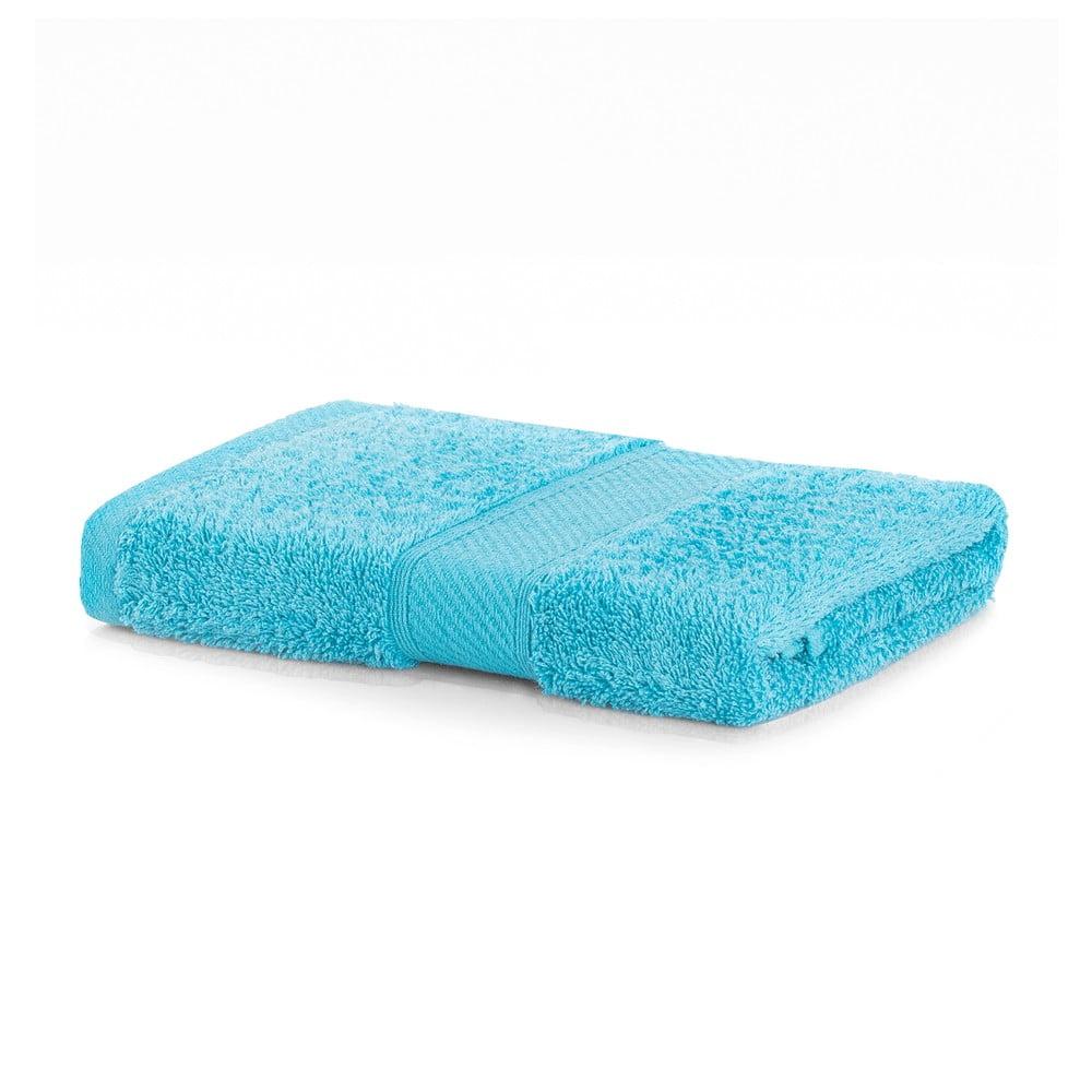 Tyrkysový ručník AmeliaHome Bamby Turquoise, 50 x 100 cm