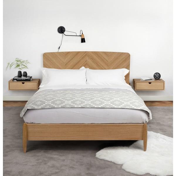 Ścienny stolik nocny Woodman Farsta Wall Bedside