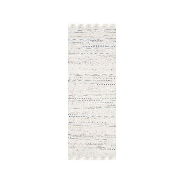 Koberec Elena 68x243 cm, světlý
