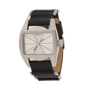 Pánské hodinky Bed Black/Silver