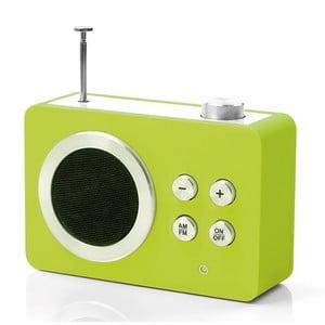 Rádio Mini Dolmen, limetkové