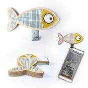 Věšák Grey fish