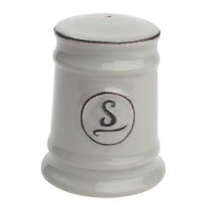 Solniță din ceramică T&G Woodware Pride of Place, gri