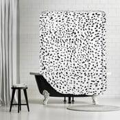 Koupelnový závěs Lots Of Spots, 180x180 cm