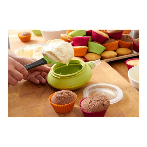 Set na přípravu cupcaků Lékué Pancakes