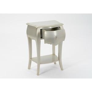 Noční stolek Muran Silver