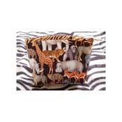Kosmetická taštička z chráněné dílny Via Roseta, safari