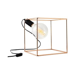Kovová stolní lampa Homemania Koluna