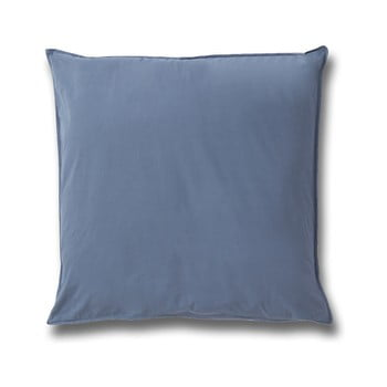 Față de pernă din bumbac Casa Di Bassi Softtouch, 80 x 80 cm, albastru de la Casa Di  Bassi