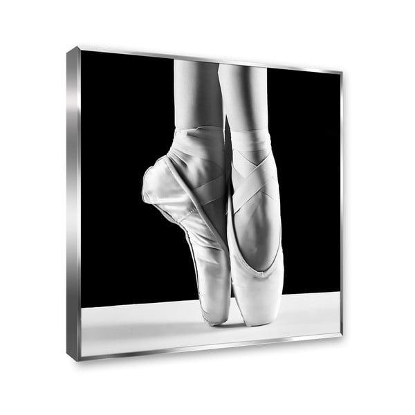 Tablou din sticlă Styler Ballet, 71 x 71 cm
