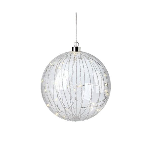 LED světelná dekorace Markslöjd Attarp, ø 18 cm