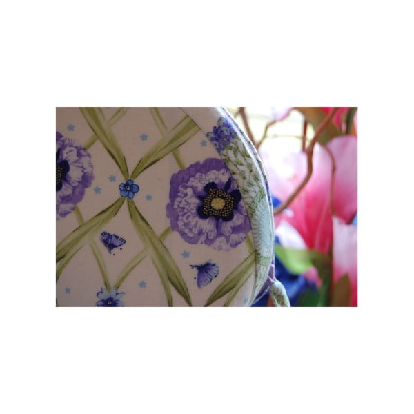 Kosmetická taštička z chráněné dílny Via Roseta, fialová