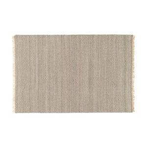 Vlněný koberec Kyla Smoke, 200x300 cm
