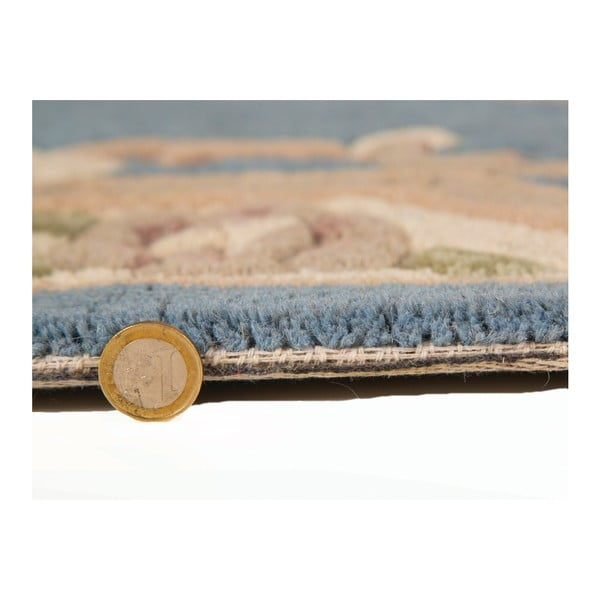Vlněný běhoun Flair Rugs Lotus Aubusson Maharadga,67x210cm