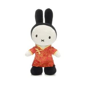 Plyšový králík Miffy Číňanka, 23 cm