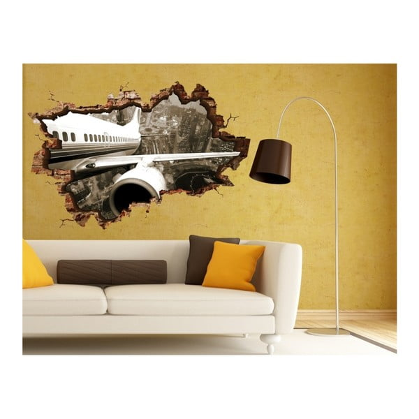 Autocolant de perete 3D Art Regis, 70 x 45 cm