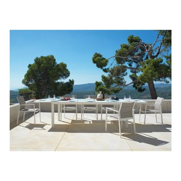 Zahradní židle s polstrováním a područkami Geese Michael