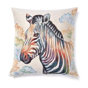 Povlak na polštář Zebra, 45x45 cm
