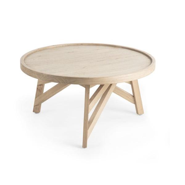 Thais mindifa dohányzóasztal, ø 80 cm - La Forma