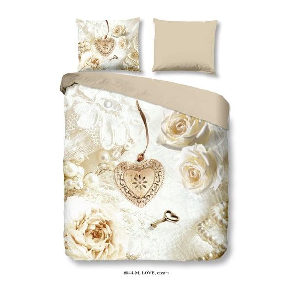 Romance kétszemélyes ágyneműhuzat garnitúra mikroperkálból, 200 x 240 cm - Muller Textiels