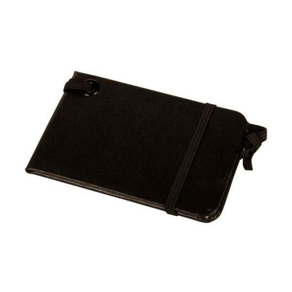 Visačka na kufr Black