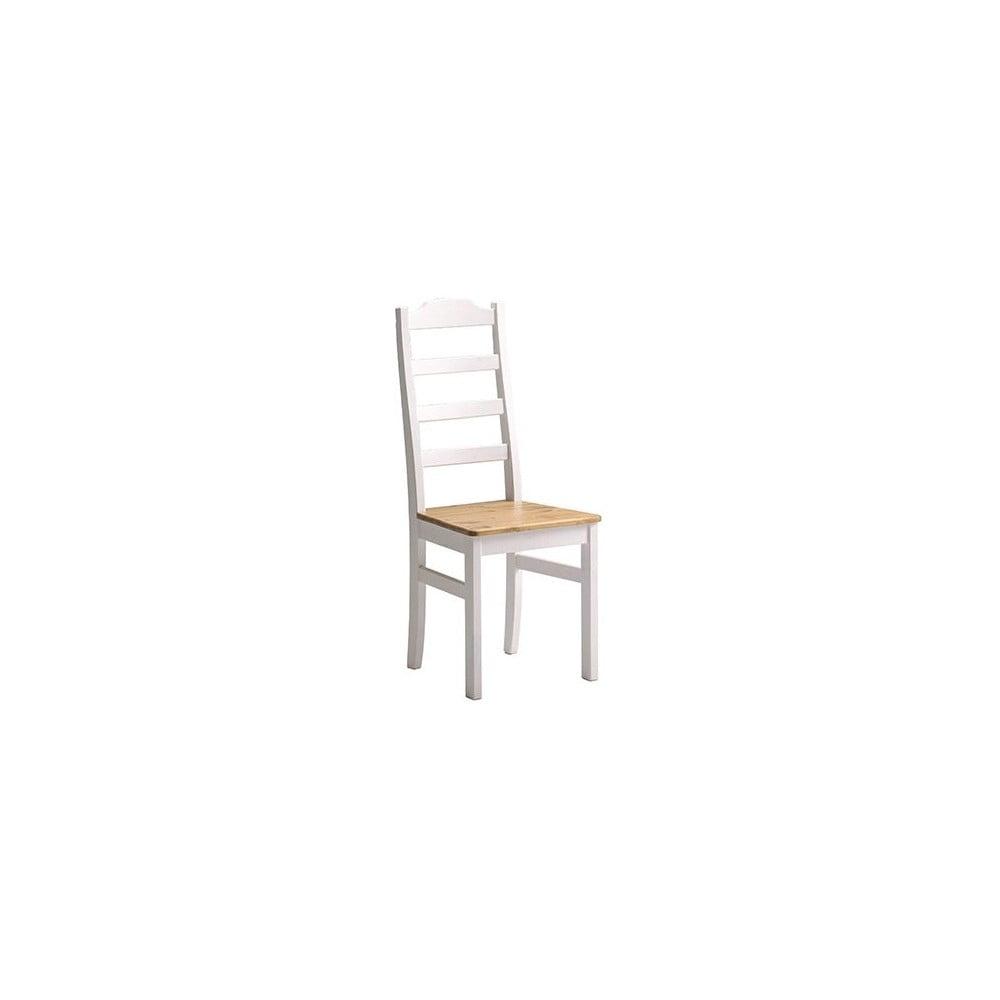 Židle z borovicového dřeva Askala Scala