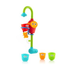 Sada dětských hraček do vany InnovaGoods Flow & Fill Bat Toy