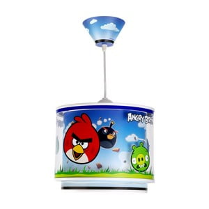 Závěsná lampa Angry Birds