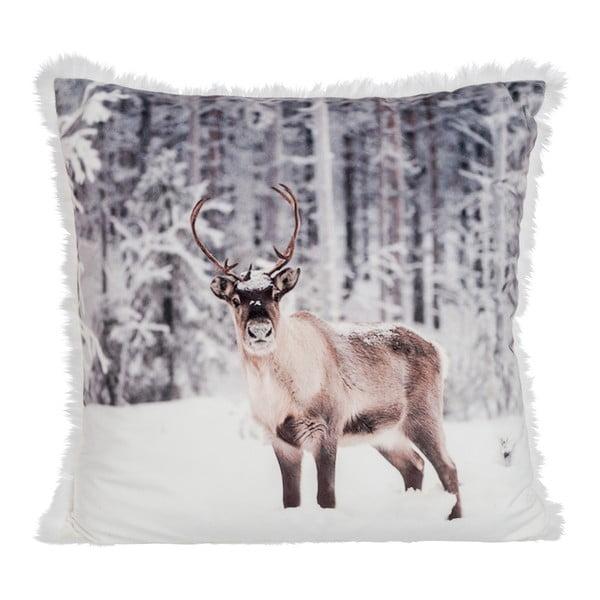 Polštář Deer Velvet, 45x45 cm