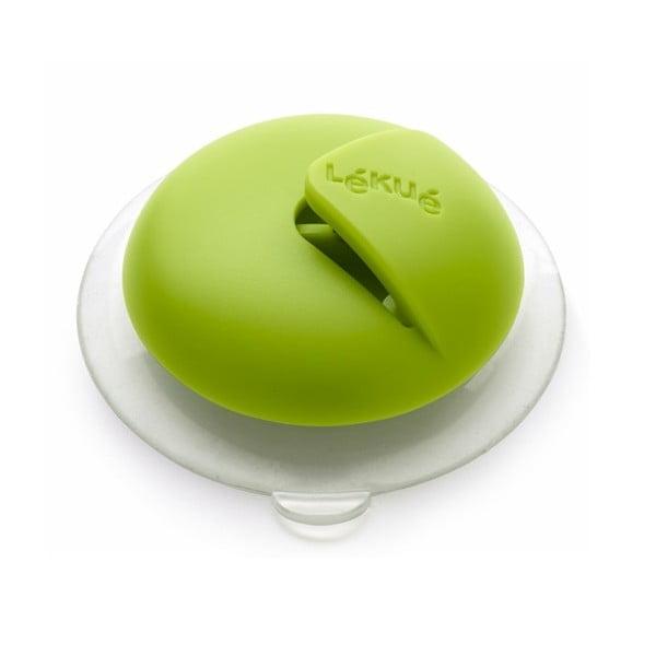 Řezačka potravinové fólie Lékué, zelená