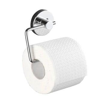 Suport hârtie igienică Wenko Vacuum-Loc, până la 33 kg de la Wenko