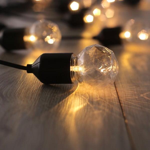 Dekorativní světýlka DecoKing Indrustrial Bulb,délka8m