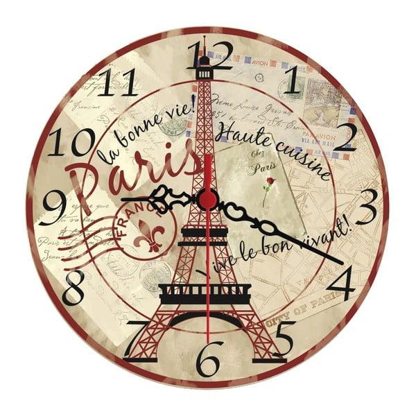 Nástěnné hodiny Bonne Vie, 30 cm