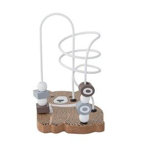 Dětská hračka z bukového dřeva Bloomingville Activity Toy