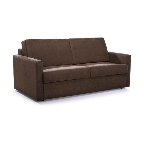 Canapea extensibilă Softnord Soul, maro
