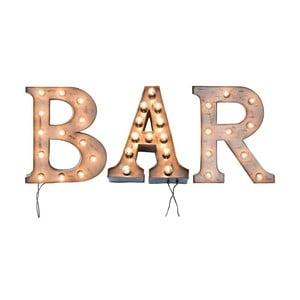 Nástěnná světelná dekorace Kare Design BAR