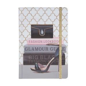Zápisník Tri-CoastalDesign Forevery Fashion
