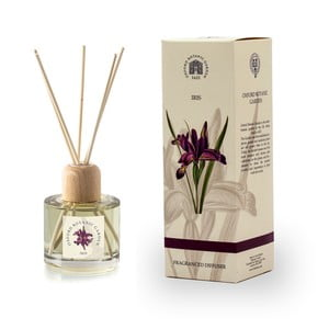 Aroma difuzér s vůni kosatce Bahoma London Fragranced, 100 ml