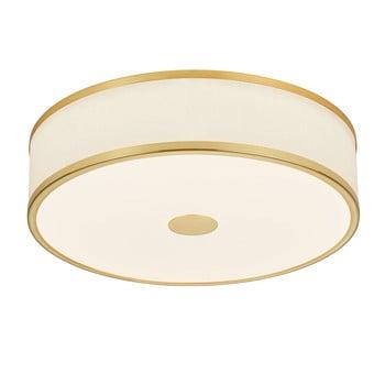 Plafonieră LED Trio Agento, ø 40 cm, auriu de la Trio