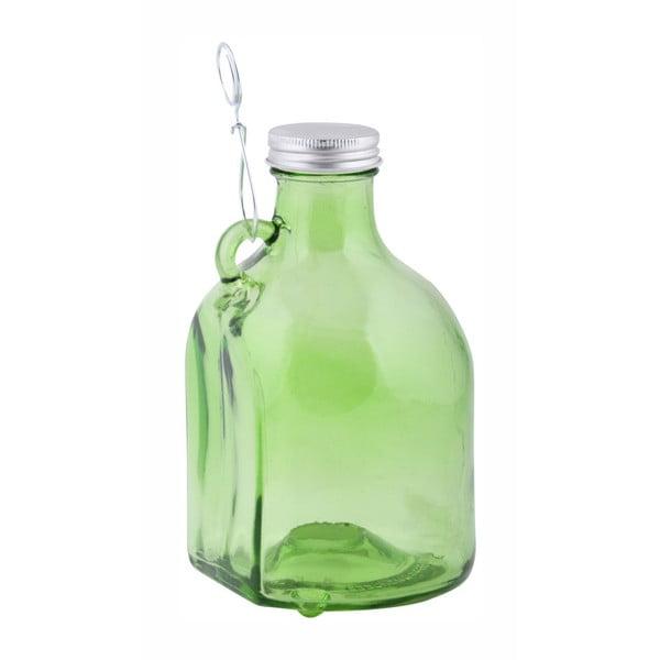 Zelený skleněný lapač vos Esschert Design Cheron