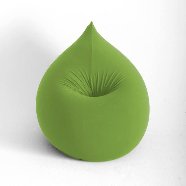 Zelený sedací vak Terapy Elly