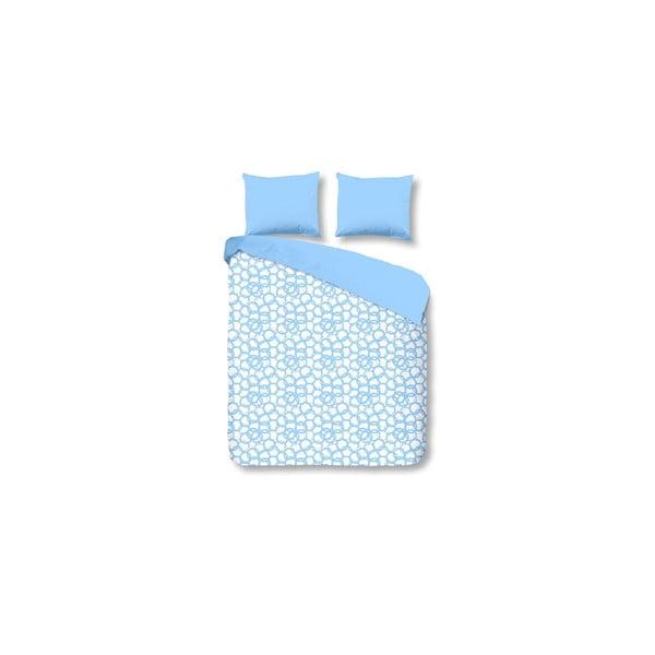 Povlečení Cells Blue, 140x200 cm
