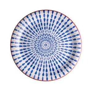 Farfurie Brandani Ginger, ⌀ 27 cm, albastru