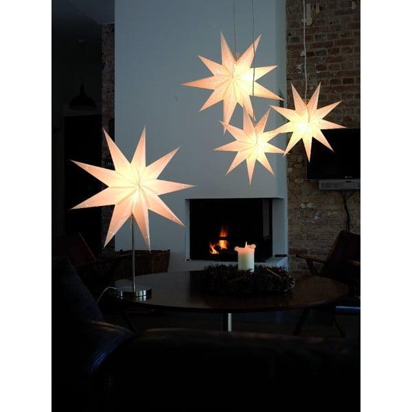 Dekorativní vánoční hvězda Norah Sand