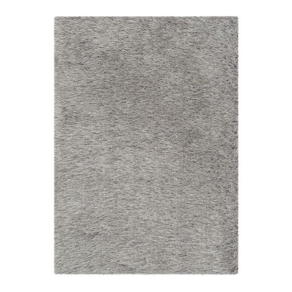 Koberec Edison Shag Grey, 60x91 cm
