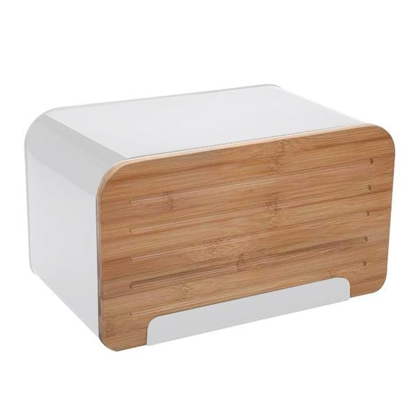 Biały pojemnik na chleb PT LIVING Lay Up
