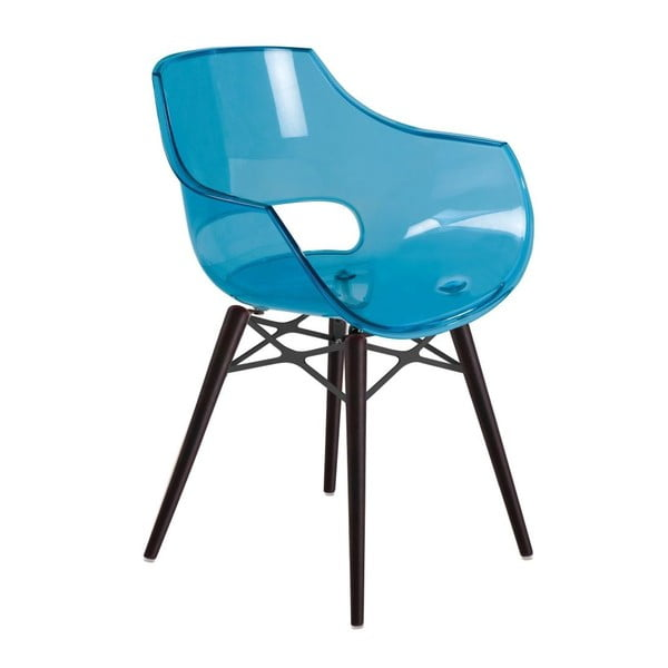 Židle Opal Wox, blue